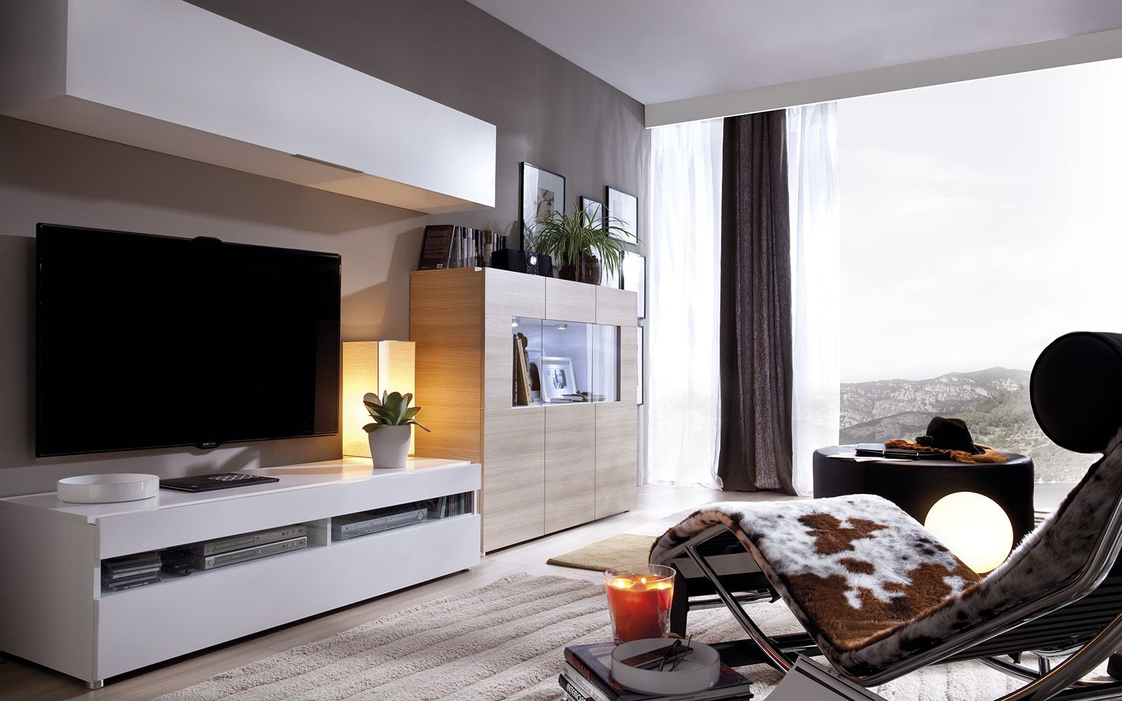 Salones Modernos Muebles Boom 045 Sal Mod 25 Decoraci N  # Muebles Boom Opiniones