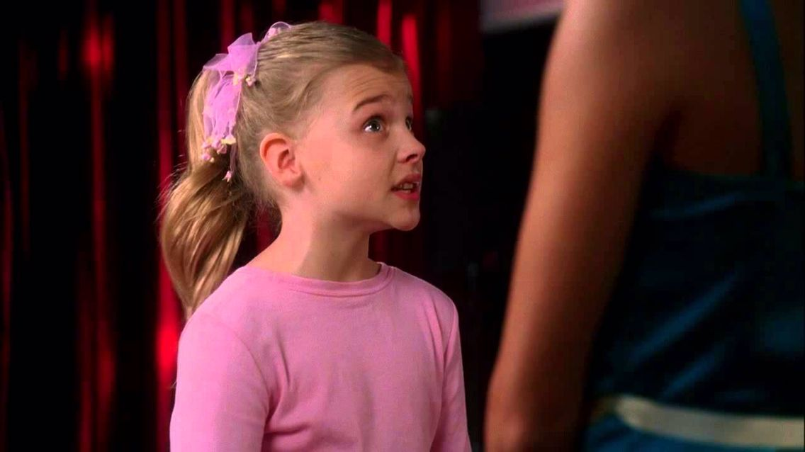 Chloë grace moretz: Chloe Grace Moretz In Desperate Housewives
