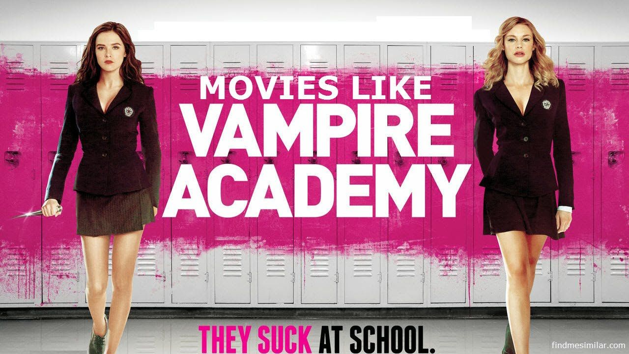 Movies Like Vampire Academy 2014 Movie Recommendations