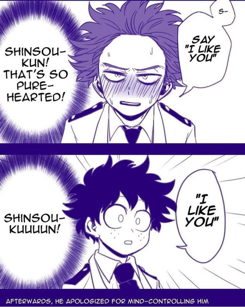 Shinsou X Deku Google Search My Hero My Hero Academia Episodes Hero