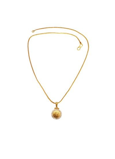 Menjewell religious jewellery antique 24k yellow gold plated stone buy designer fashionable om pendants for men boy we have a wide range of traditional modern and handmade swivel bar mens pendant online aloadofball Gallery