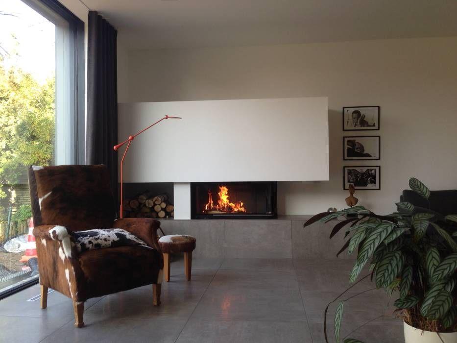 Moderne Wohnzimmer Bilder KAMINBAU KRAUSE KAMIN MODERN Modern - wohnzimmer landhausstil modern