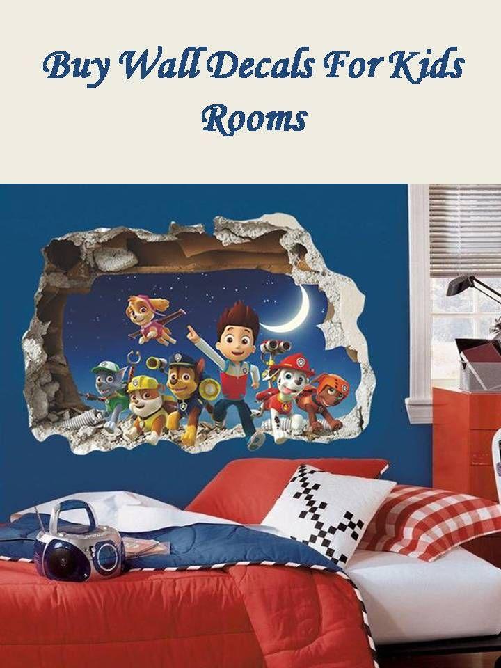 pinchildrensbedroomart on buy wall decals for kids rooms in 2018