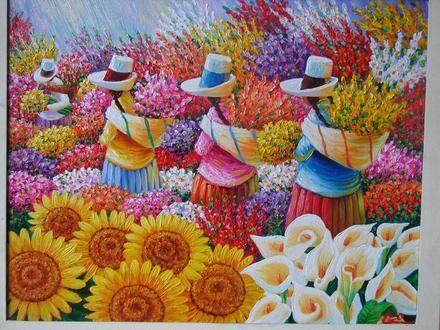 Pinturas oleo modernas para sala imagui pinturas for Cuadros al oleo para decorar salones