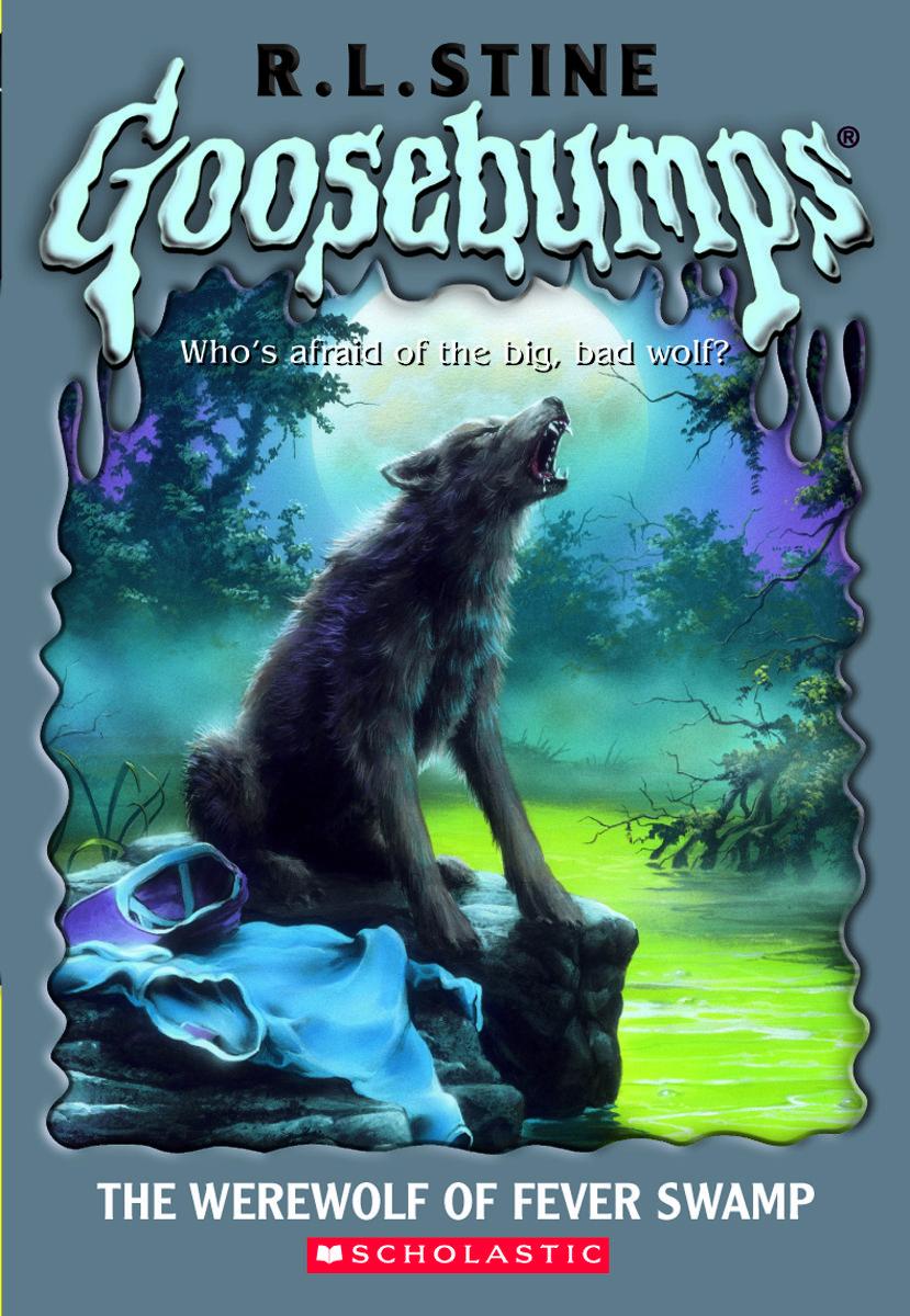 Goosebumps the werewolf of fever swamp goosebumps