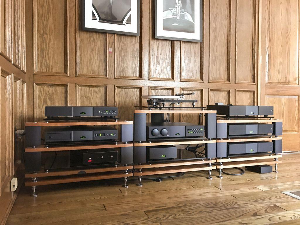 System Pics 2017 Naim Audio Forums Audio Room Hifi Furniture Hifi Room
