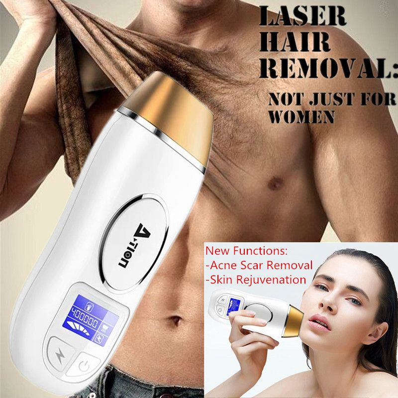 Ipl Body Laser Hair Removal Machine Permanent Painless Bikini 5