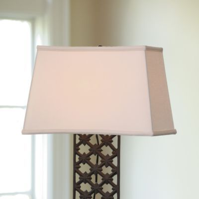 Rectangular lamp shade lighting ballard designs new shades for white painted lamps