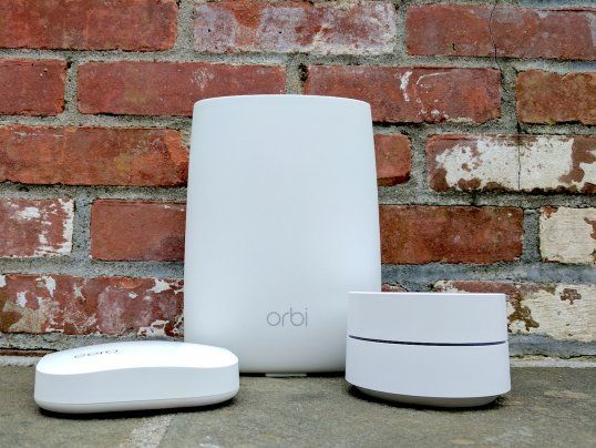 I tried Google Wifi, Eero, and Orbi — here's which one you