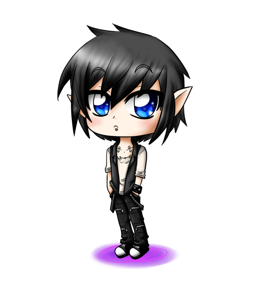 Anime chibi boy images pictures becuo