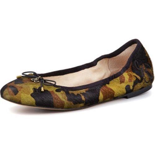 a3105b3377049c Sam Edelman Felicia Camo Print Calf Hair Ballet Flat Military Camouflage  6.5 M  SamEdelman  Military  Any