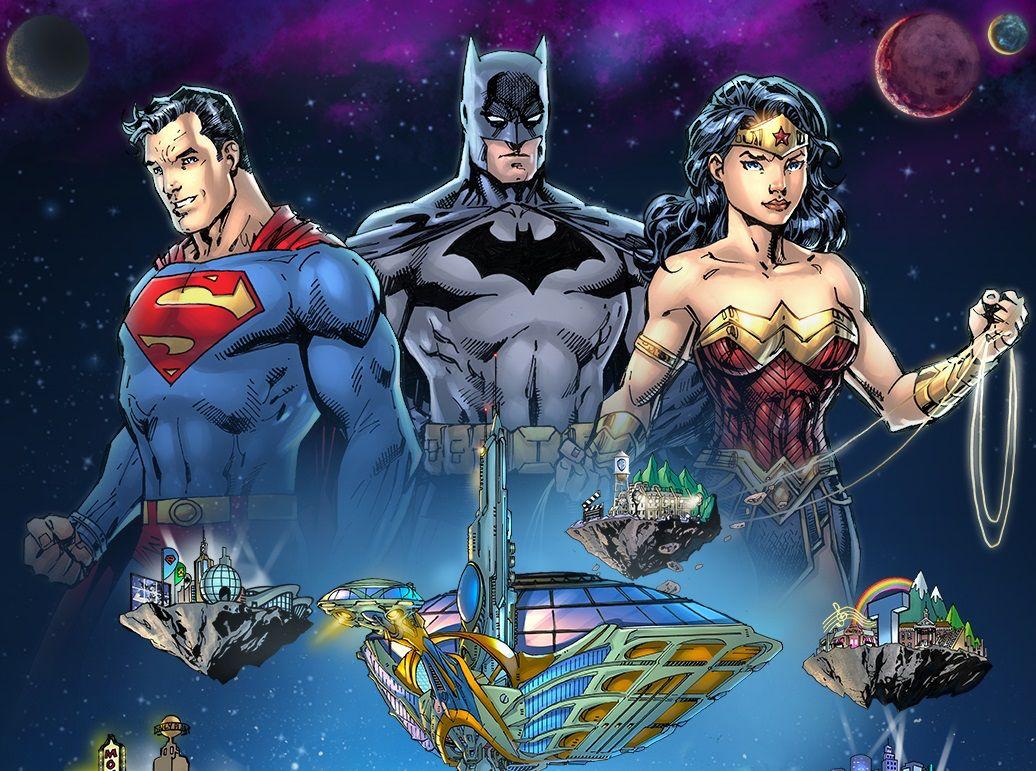 Pin By Vinicius Fernandes On Dc Comics Superhero Dc Comics Alien Games