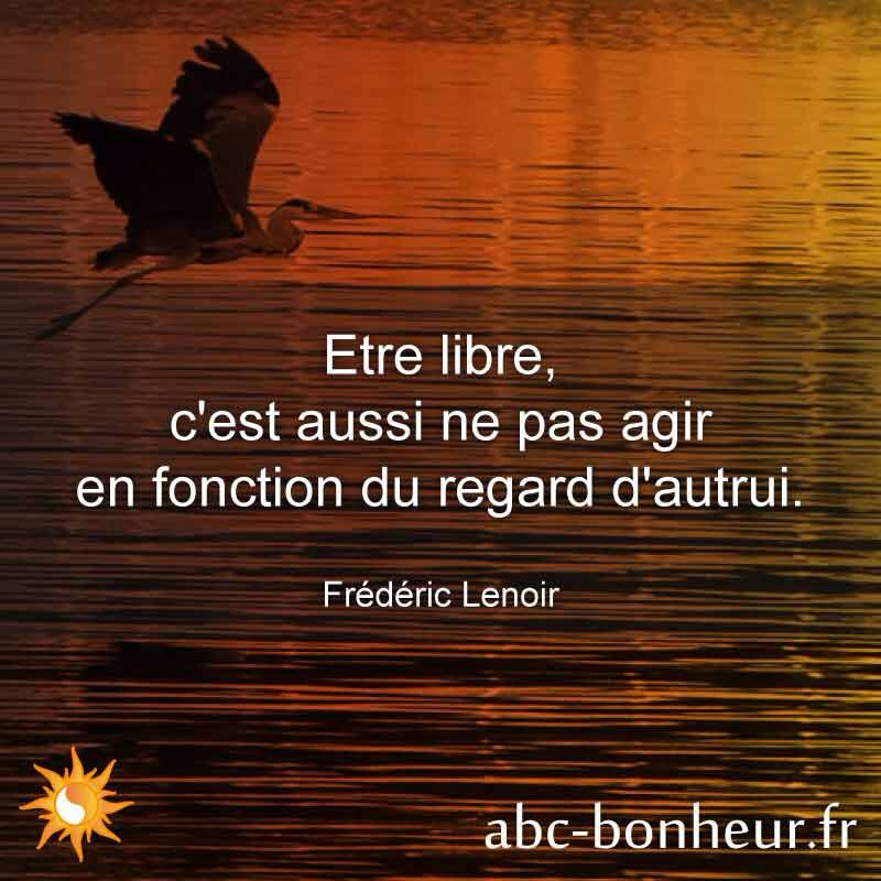 La liberté d'être soi et de vivre ses rêves