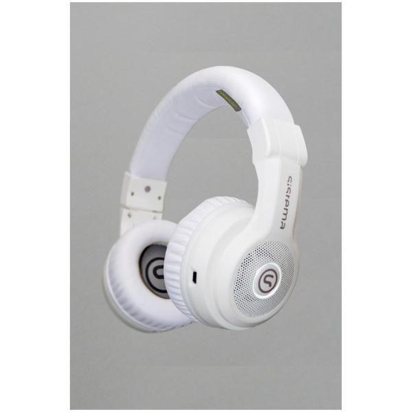 Cascos/Auriculares Conexión: Cable 120cm Impedancia: 32Ohm Nº de Canales: 2 Color primario: Blanco Conexión: Bluetooth / Jack 3,5mm Microfono: Si