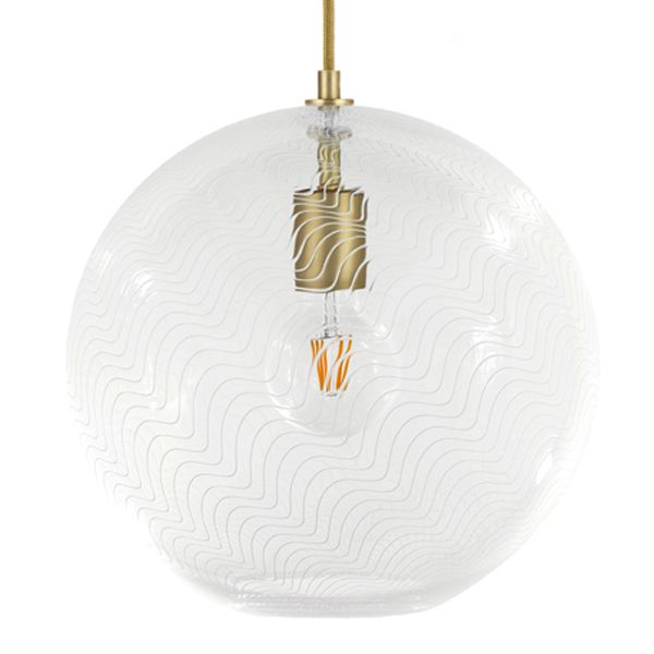Keep Pearl Cane Globe Pendant Light Gl Lighting Design