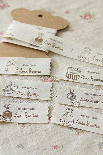 Items Similar To Linen Sewing Tape Label Tape Sew In Label Ribbon Cotton And Linen Ribbon On Etsy Sewing Labels Fabric Labels Quilt Labels