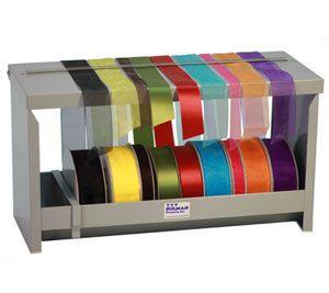 Ribbon Dispenser For Flat Ribbon Ribbon Storage Storage Tissue