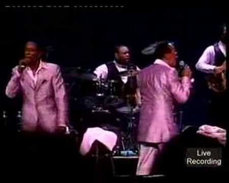 Four Tops - Medley: Same old song / Walk away Renee (live