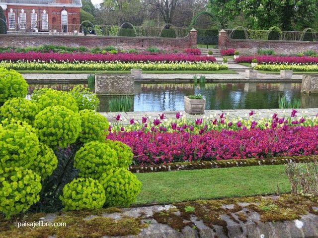 Paisaje Libre Como Combinar Colores En El Jardin Teoria Del Color Como Combinar Colores Jardines Combinar Colores
