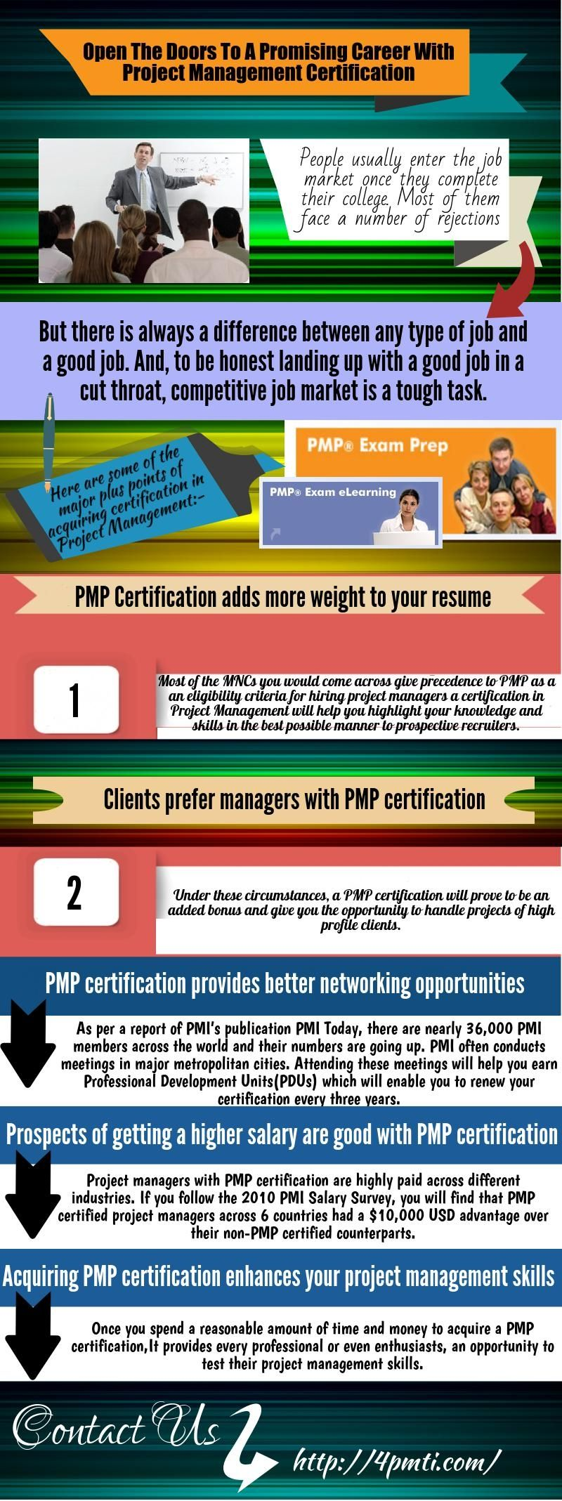 Acquiring Pmp Certification Enhances Your Project Management Skills