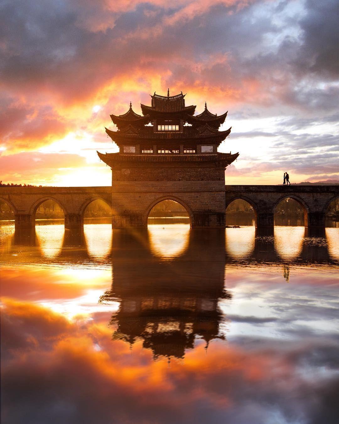 Yunnan China By Jacob Riglin