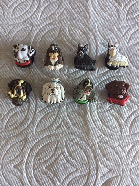 565bfb1eaed0c St. bernard terrier hound dalmation lab jibbitz french bulldog pug ...