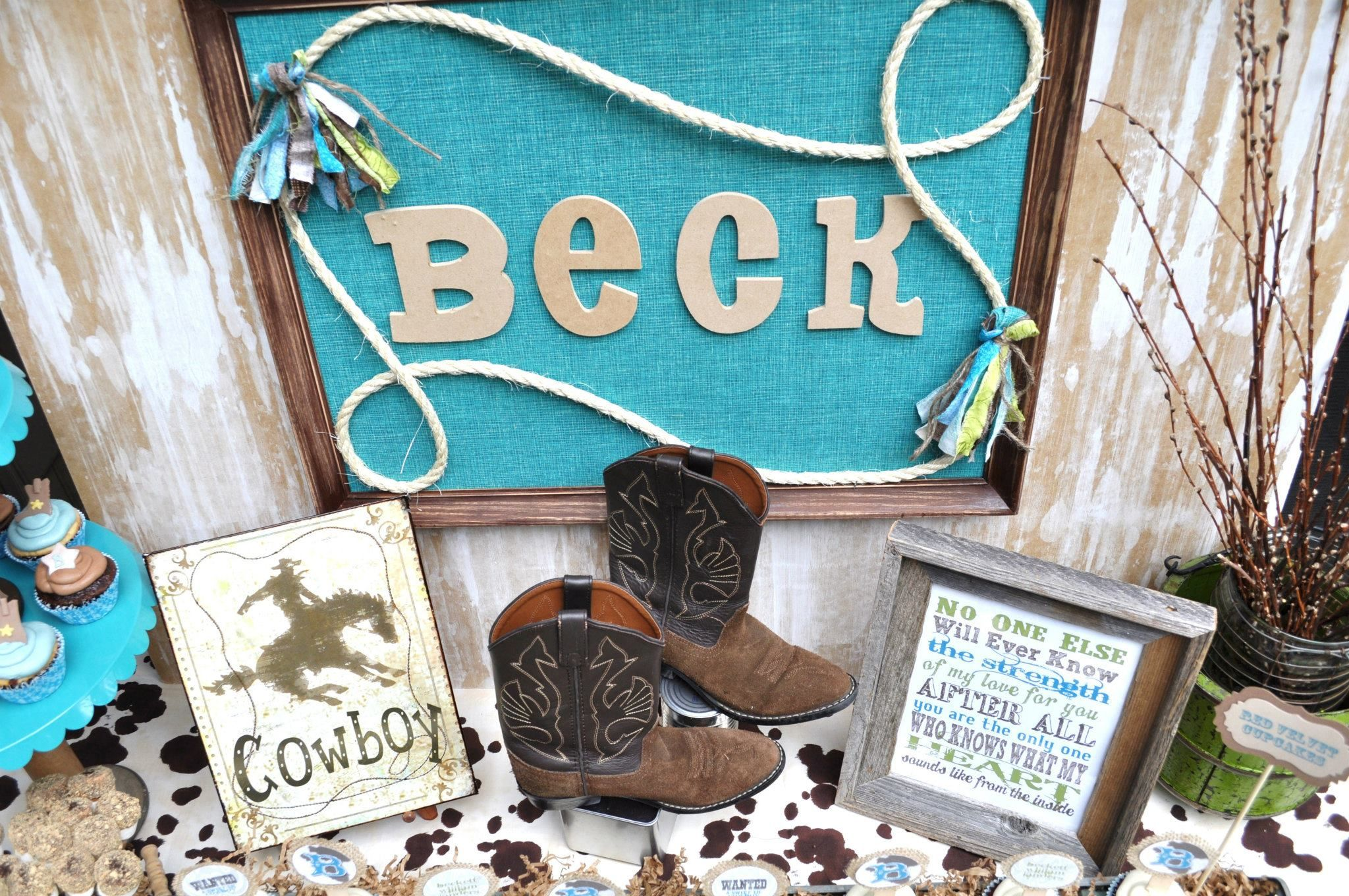 Baby Shower Ideas Western ~ Western baby shower ideas baby ideas