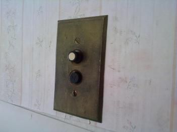 Push Button Light Switch Light Switch Old Lights Toggle Light Switch
