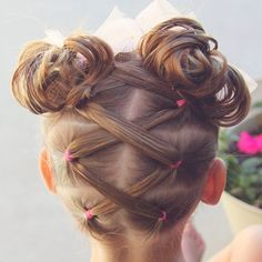 20 Amazing Braided Pigtail Styles For Girls In 2019 For The Girls