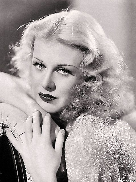 Ginger Rogers Did Everything Fred Astaire Did She Just Did It Backwards And In High Heels Ginger Rogers Classic Hollywood Hollywood Stars