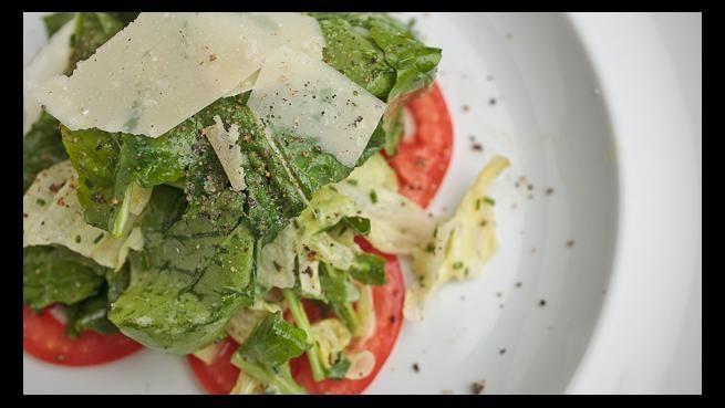 Salade crémeuse