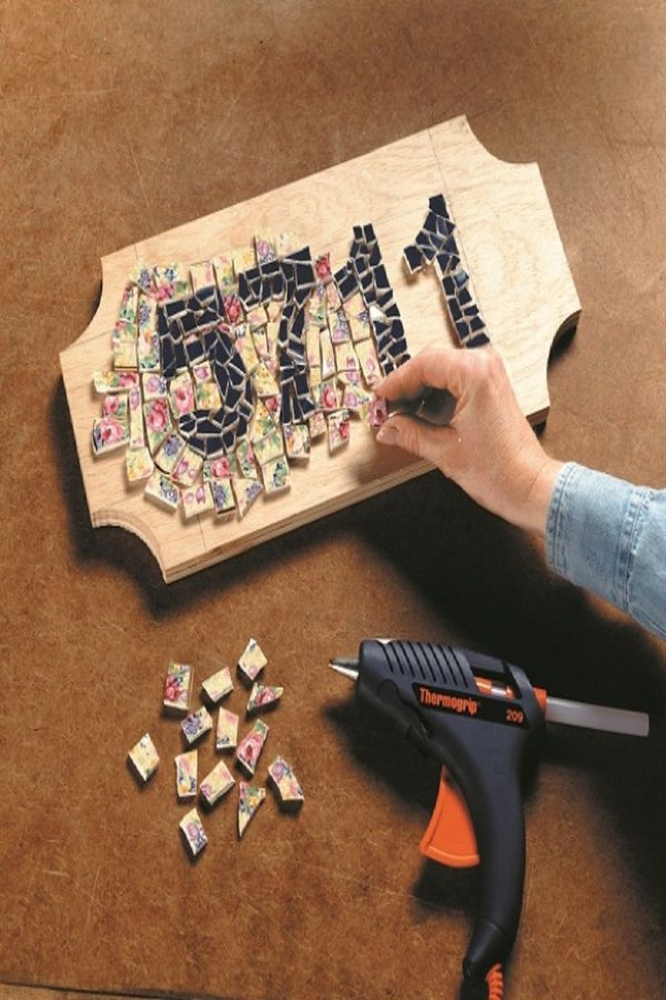 15 Easy but Stunning DIY Mosaic Craft Projects for your Home Decor  #craft #deco…