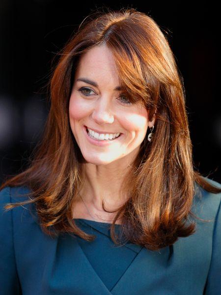 Herzogin Kate Hat Eine Neue Frisur Und Wir Wollen Sie Alle Haben