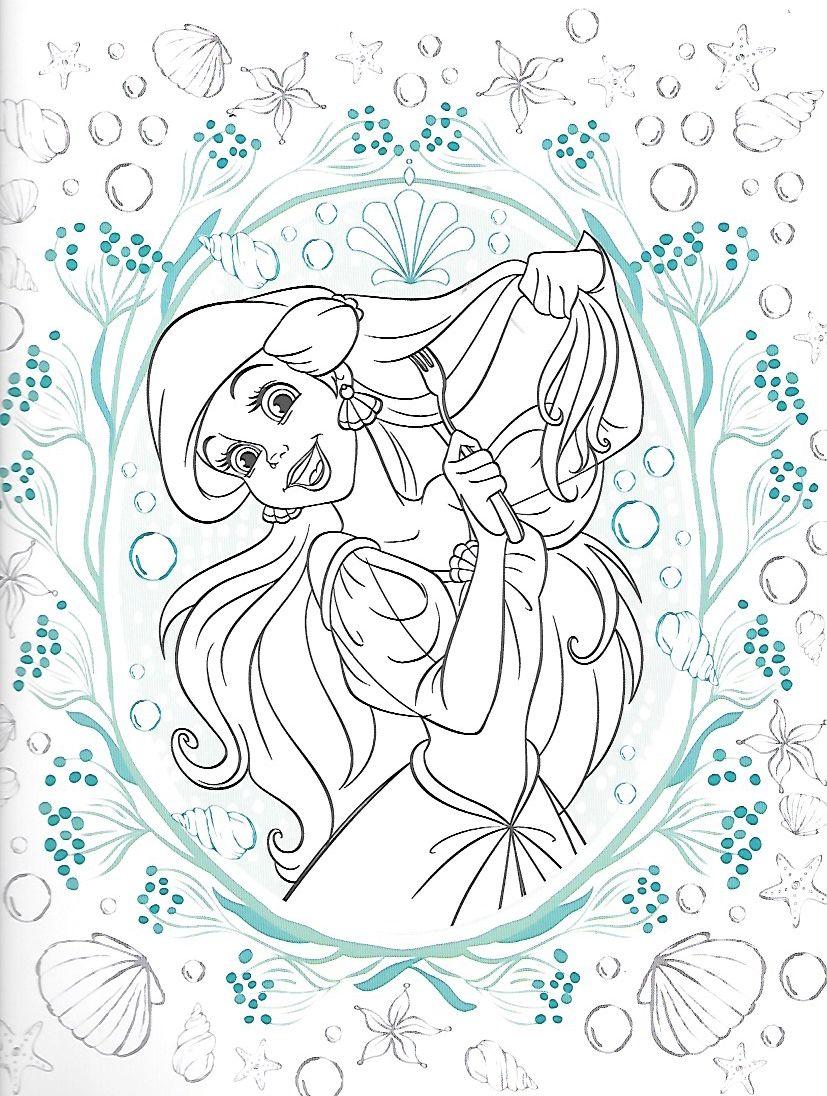 Pin de Мария en раскраски | Pinterest | Princesas