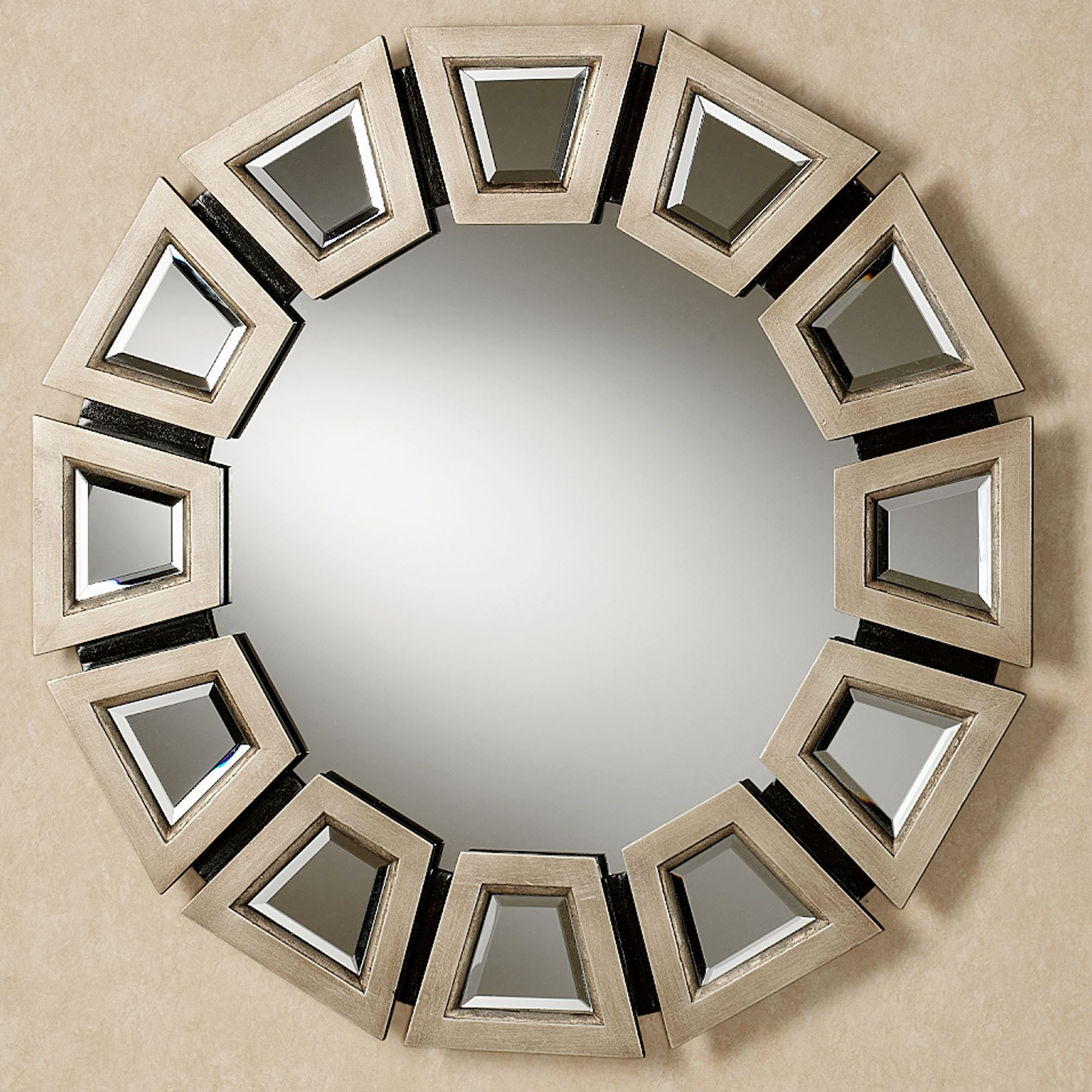Inexpensive wall mirrors decorative mirror wall simple