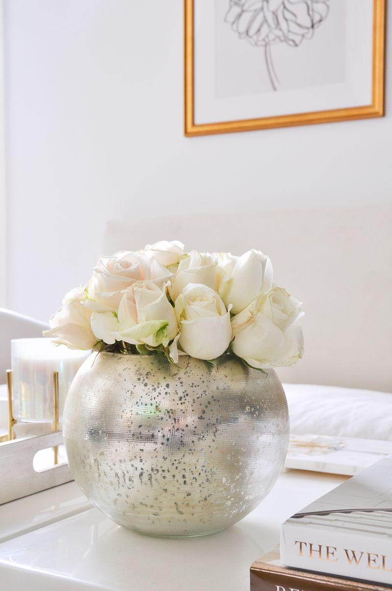 Idee Deco Vase Rond 3 ways to arrange roses - featuring | vase crafts, decor