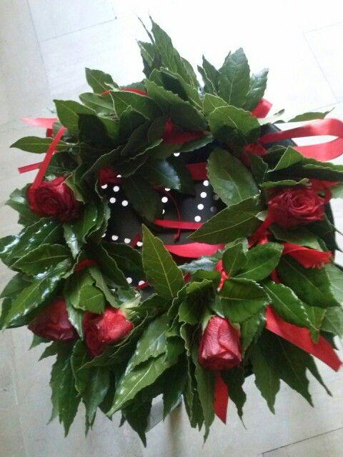 Corona Di Alloro Per Laurea Alloro Graduation Laurel Wreath