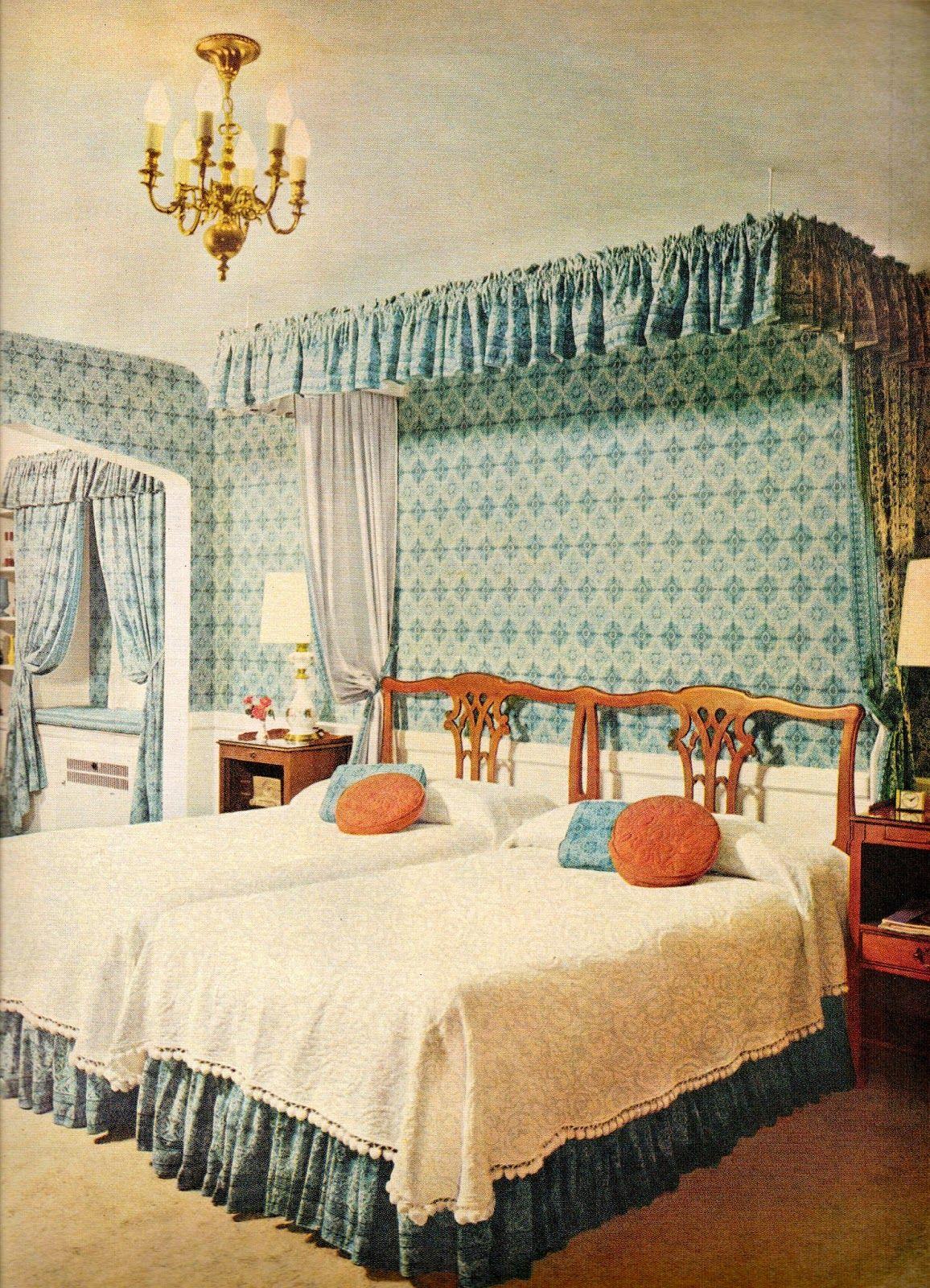 Retro Room Decor 1960s