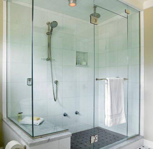 Choosing A Shower Enclosure For The Bathroom Shower Enclosure Glass Shower Enclosures Bathroom Units