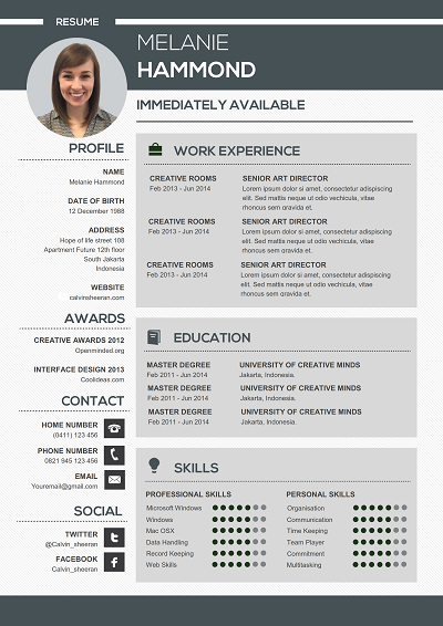 Levanto Resume Words Cv For Students Functional Resume Template