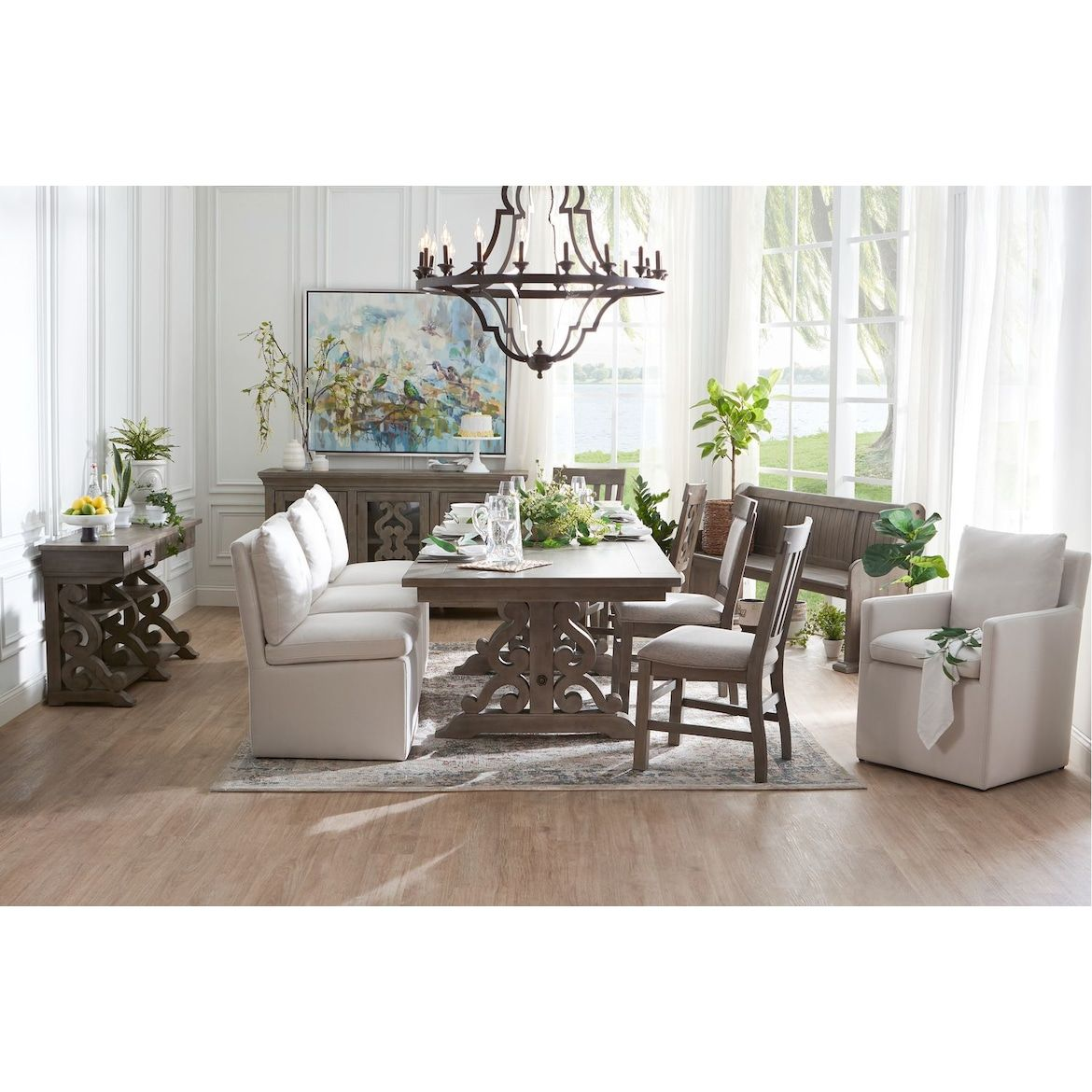 Plush Side Chair Ivory Value City Furniture And Mattresses Value City Furniture City Furniture Furniture