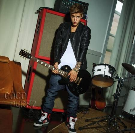 Justin Bieber gets angsty in new Adidas NEO ads.  526f47cff