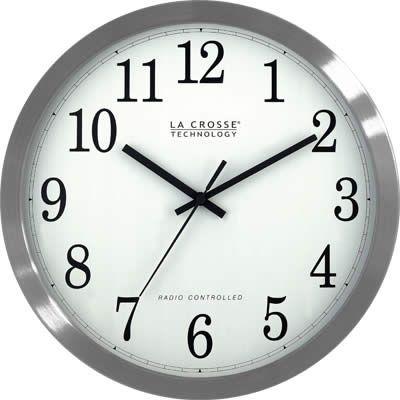 Wt 3126b Atomic Wall Clock Wall Clock Clock
