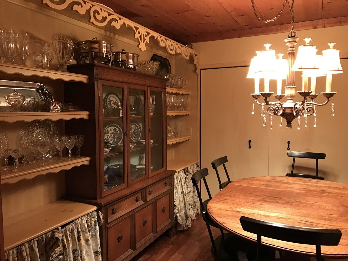 Project: Built-in China Cabinet and Dining Room Storage ...