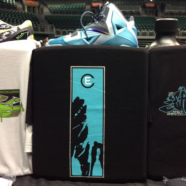 f1d82f8a090d0f Shirt to Match your Lebron 11 Gamma Blue Sneakers