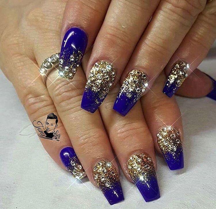 Pin by Kamilah on Nail Love! | Pinterest | Nail nail, Almond shape ...
