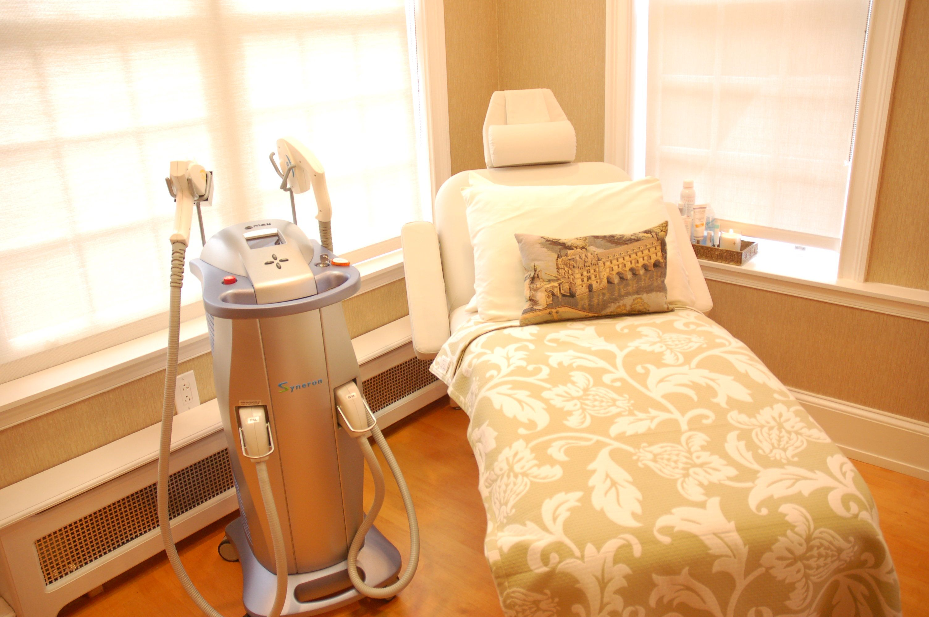 Dermacenter medical spa located within the rittenhouse