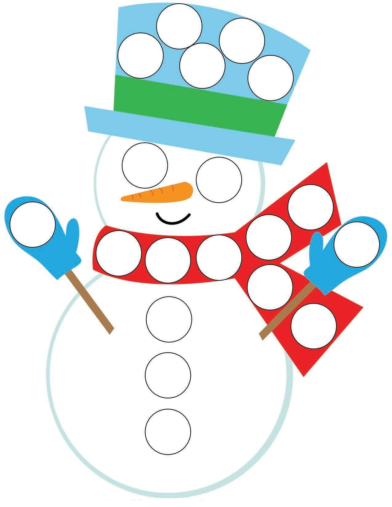 Snowman Crafts Activities Games And Printables 1