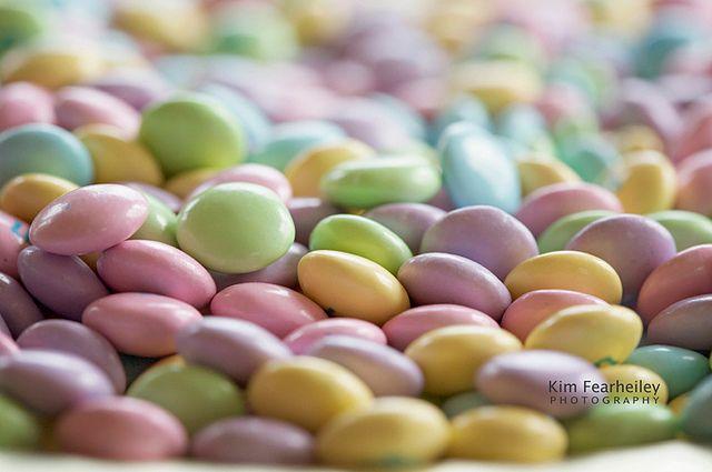 Easter m just taste better in pastel :)