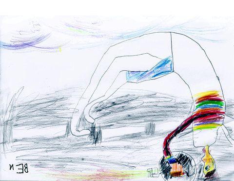 Kids Draw the News | Manhole Mystery - NYTimes.com